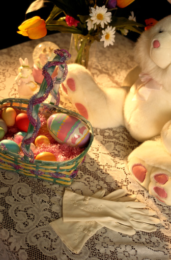 Easter Basket「Easter Still Life」:スマホ壁紙(12)