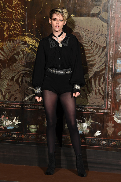 Necklace「Chanel Metiers D'Art 2019-2020 : Photocall At Le Grand Palais」:写真・画像(1)[壁紙.com]