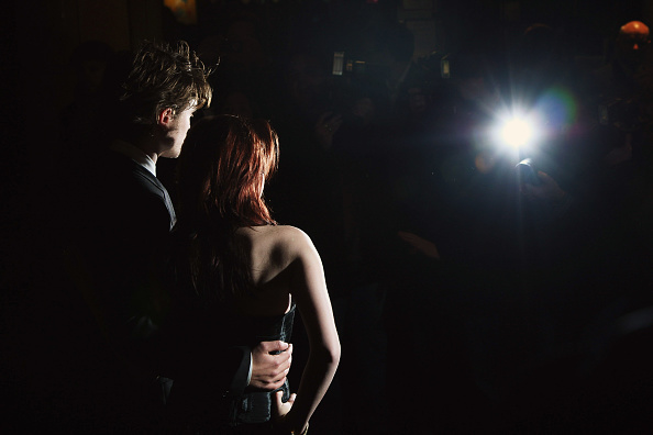Robert Pattinson「Twilight : UK Film Premiere - Arrivals」:写真・画像(1)[壁紙.com]