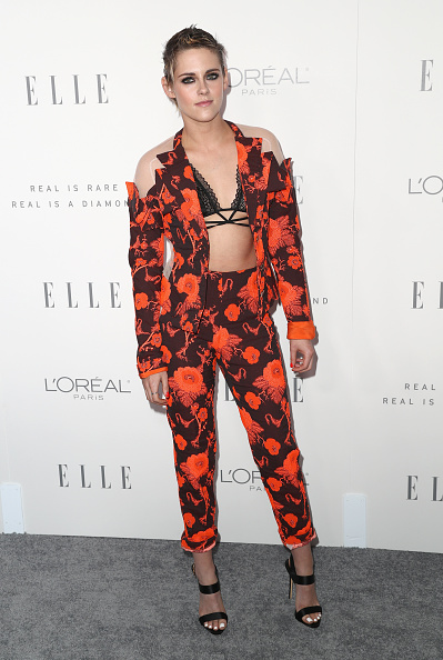 Blazer - Jacket「ELLE's 24th Annual Women in Hollywood Celebration - Arrivals」:写真・画像(7)[壁紙.com]