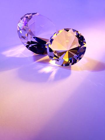 反射「ダイヤモンドは常に」:スマホ壁紙(17)