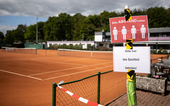 Sport「The Coronavirus Crisis In Germany: Week 10」:写真・画像(9)[壁紙.com]