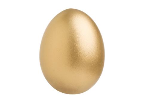 イースター「ゴールド Easeter 卵」:スマホ壁紙(3)