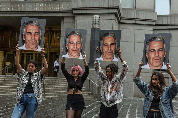 Courthouse「Jeffrey Epstein Appears In Manhattan Federal Court On Sex Trafficking Charges」:写真・画像(17)[壁紙.com]