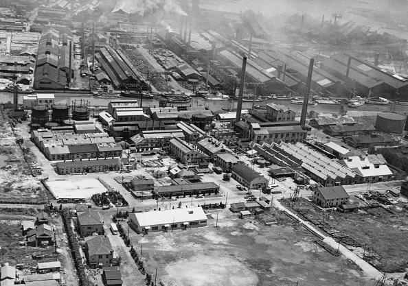 1950-1959「Osaka Factories」:写真・画像(10)[壁紙.com]