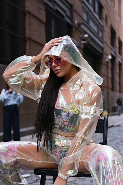 Achim Aaron Harding「Street Style - New York Fashion Week September 2018 - Day 7」:写真・画像(19)[壁紙.com]