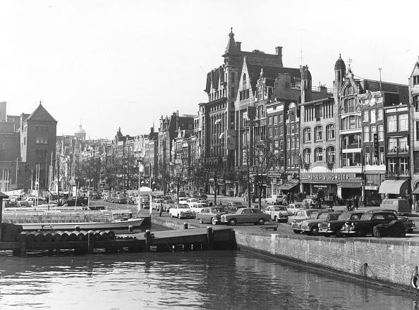 Netherlands「Damrak Central」:写真・画像(6)[壁紙.com]