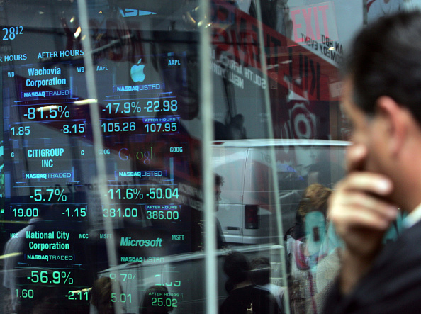 Data「Markets Plunge After House Rejects $700 Billion Financial Bailout Plan」:写真・画像(10)[壁紙.com]