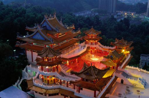 Thean Hou Temple「Thean Hou Temple, Kuala Lumpur, Malaysia」:スマホ壁紙(11)