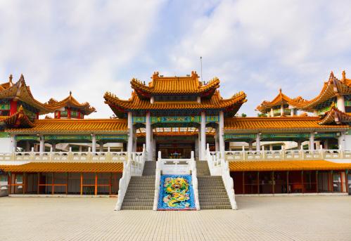 Thean Hou Temple「Thean Hou Temple in Kuala Lumpur Malaysia」:スマホ壁紙(6)