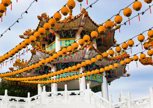Thean Hou Temple「Thean Hou Temple in Kuala Lumpur Malaysia」:スマホ壁紙(15)