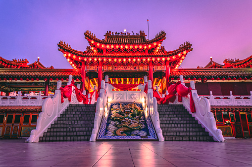 Lunar New Year;「Thean Hou Temple」:スマホ壁紙(17)