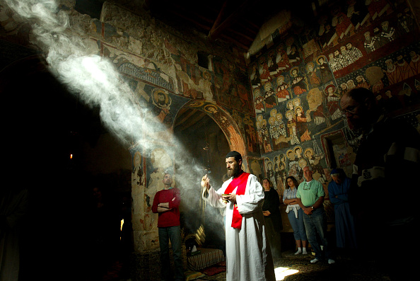Church「Syrian Monastery Devotes Itself To Muslim-Christian Dialogue」:写真・画像(4)[壁紙.com]