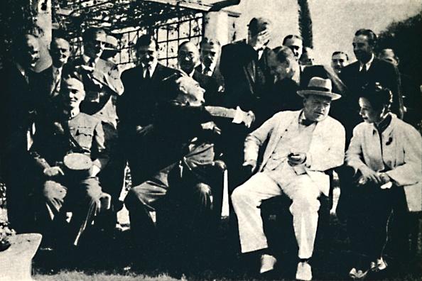 Franklin Roosevelt「Allied Leaders Confer In Cairo」:写真・画像(16)[壁紙.com]