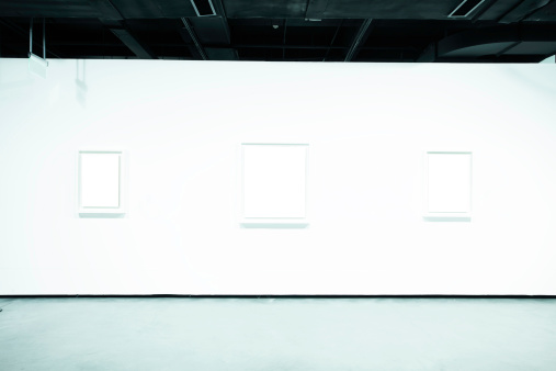 Arts Culture and Entertainment「empty art museum」:スマホ壁紙(10)
