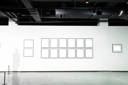 Art And Craft「empty art museum」:スマホ壁紙(11)