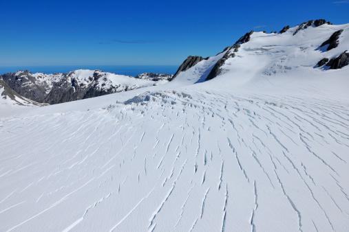 Westland - South Island New Zealand「Glacier Crevasse」:スマホ壁紙(4)