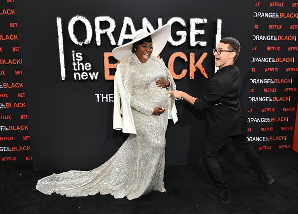 """Embellished Jacket「Netflix's """"Orange is the New Black"""" Season 7 Premiere」:写真・画像(14)[壁紙.com]"""