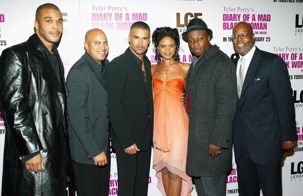 柿「Diary Of A Mad Black Woman Film Premiere」:写真・画像(9)[壁紙.com]