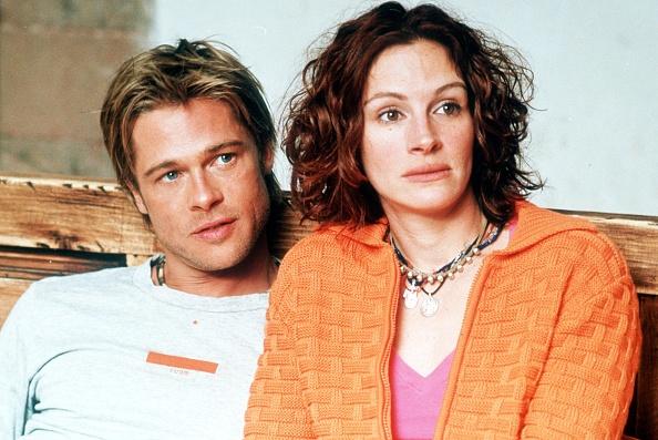 """Brad Pitt - Actor「""""The Mexican"""" Movie Stills」:写真・画像(17)[壁紙.com]"""
