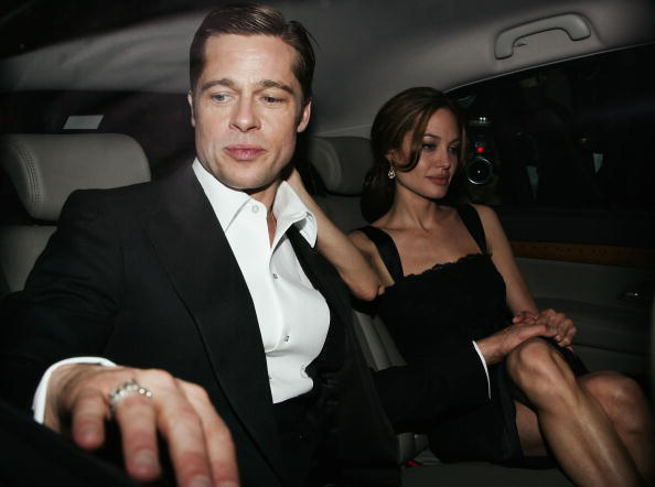 "Brad Pitt - Actor「Cannes - ""A Mighty Heart"" - Premiere」:写真・画像(12)[壁紙.com]"