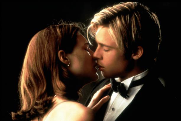Brad Pitt in Meet Joe Black:ニュース(壁紙.com)