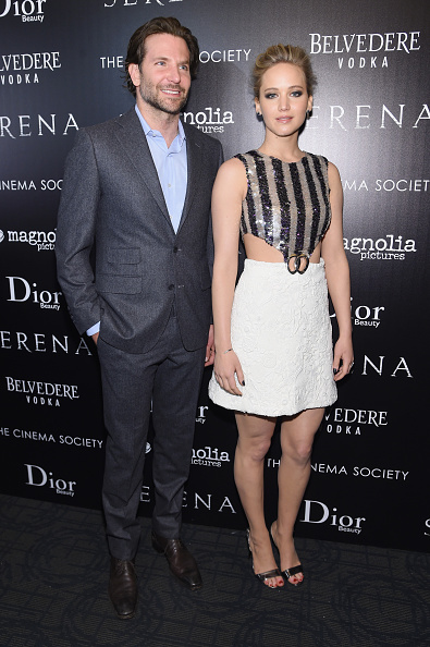 "Christian Dior Dress「Magnolia Pictures And The Cinema Society With Dior Beauty Host A Screening Of ""Serena"" - Arrivals」:写真・画像(9)[壁紙.com]"