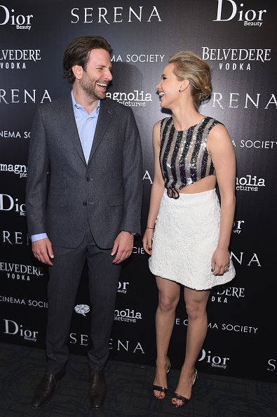 "Christian Dior Dress「Magnolia Pictures And The Cinema Society With Dior Beauty Host A Screening Of ""Serena"" - Arrivals」:写真・画像(2)[壁紙.com]"