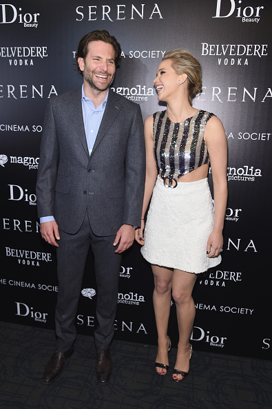 "Christian Dior Dress「Magnolia Pictures And The Cinema Society With Dior Beauty Host A Screening Of ""Serena"" - Arrivals」:写真・画像(4)[壁紙.com]"