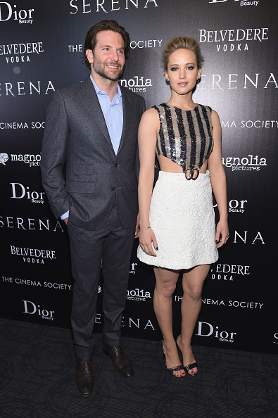 "Christian Dior Dress「Magnolia Pictures And The Cinema Society With Dior Beauty Host A Screening Of ""Serena"" - Arrivals」:写真・画像(7)[壁紙.com]"