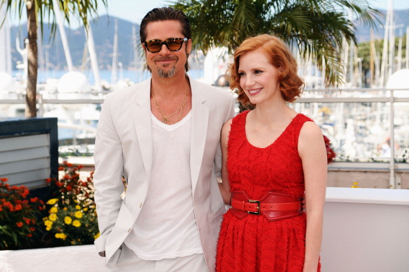 "Ian Gavan「""The Tree Of Life"" Photocall - 64th Annual Cannes Film Festival」:写真・画像(2)[壁紙.com]"