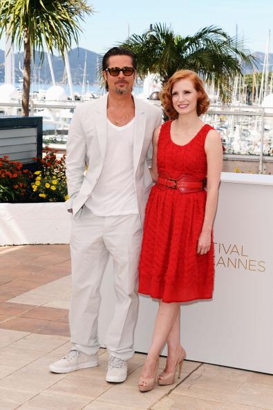 "Ian Gavan「""The Tree Of Life"" Photocall - 64th Annual Cannes Film Festival」:写真・画像(6)[壁紙.com]"