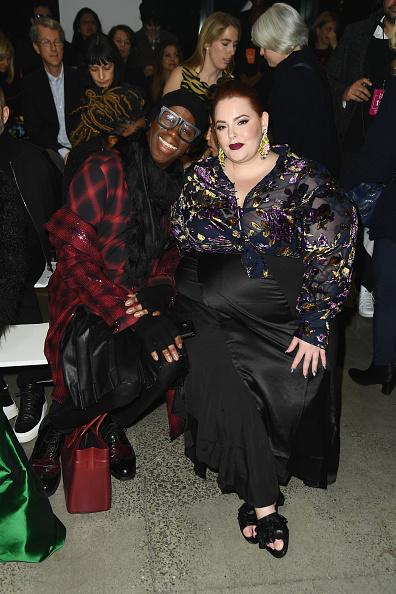 ニューヨークファッションウィーク「Badgley Mischka - Front Row - February 2019 - New York Fashion Week: The Shows」:写真・画像(5)[壁紙.com]