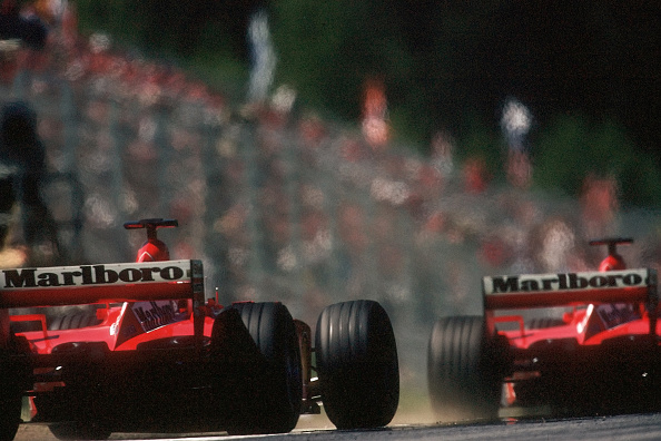 Austria「Michael Schumacher, Rubens Barrichello, Grand Prix Of Austria」:写真・画像(17)[壁紙.com]