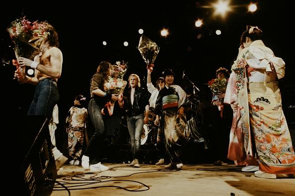 Bouquet「Michael Schenker Group Live At Nippon Budokan」:写真・画像(13)[壁紙.com]