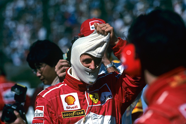 Japanese Formula One Grand Prix「Michael Schumacher, Grand Prix Of Japan」:写真・画像(15)[壁紙.com]