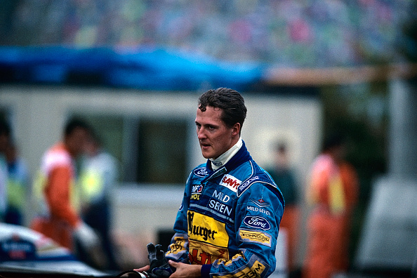 Suzuka「Michael Schumacher, Grand Prix Of Japan」:写真・画像(18)[壁紙.com]
