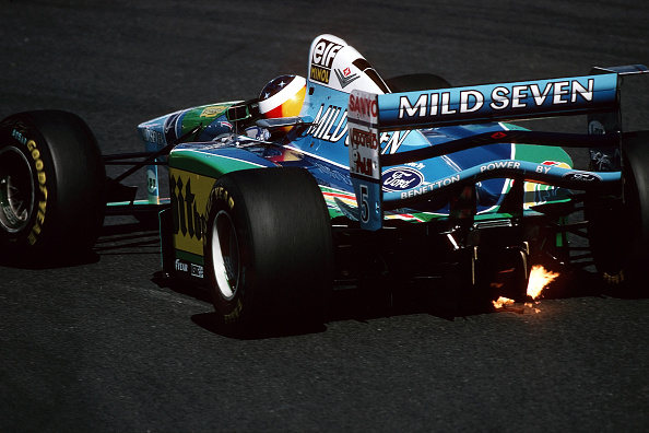 Japanese Formula One Grand Prix「Michael Schumacher, Grand Prix Of Japan」:写真・画像(12)[壁紙.com]