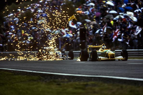 Belgium「Michael Schumacher, Grand Prix Of Belgium」:写真・画像(14)[壁紙.com]