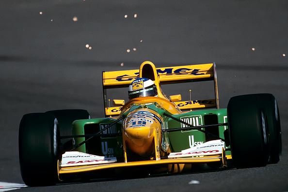 Belgium「Michael Schumacher, Grand Prix Of Belgium」:写真・画像(19)[壁紙.com]