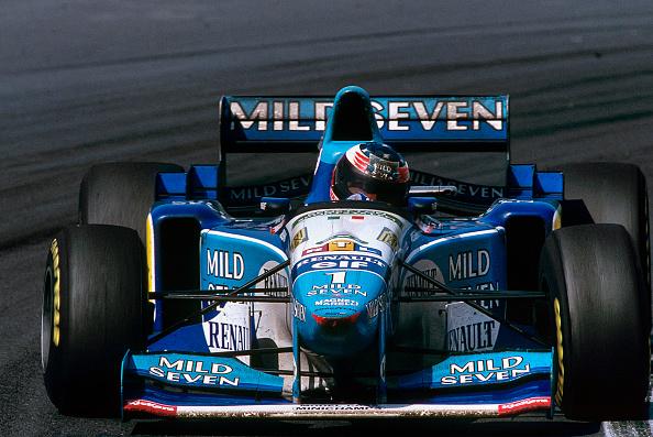 ハンガリーF1グランプリ「Michael Schumacher, Grand Prix Of Hungary」:写真・画像(9)[壁紙.com]