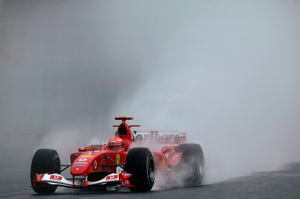 Japanese Formula One Grand Prix「Michael Schumacher, Grand Prix Of Japan」:写真・画像(6)[壁紙.com]