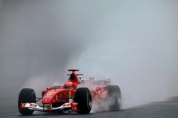Japanese Formula One Grand Prix「Michael Schumacher, Grand Prix Of Japan」:写真・画像(8)[壁紙.com]