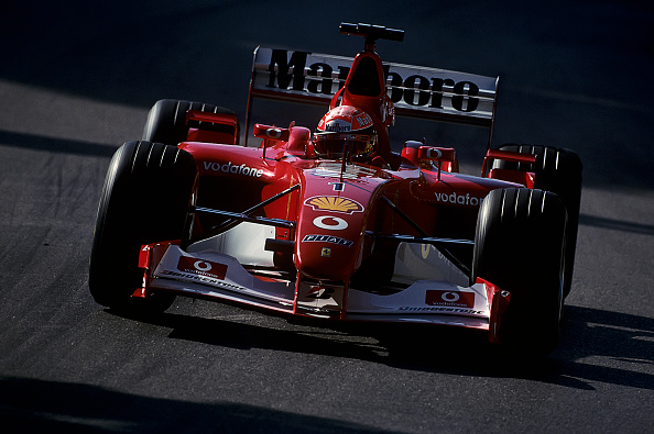Paul-Henri Cahier「Michael Schumacher, Grand Prix Of Monaco」:写真・画像(18)[壁紙.com]