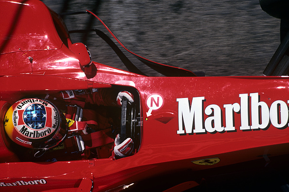 Paul-Henri Cahier「Michael Schumacher, Grand Prix Of San Marino」:写真・画像(19)[壁紙.com]