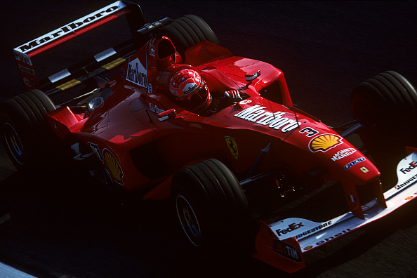 F1グランプリ「Michael Schumacher, Grand Prix Of Italy」:写真・画像(9)[壁紙.com]