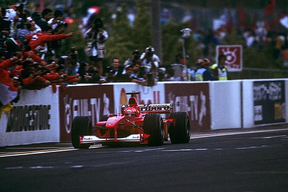 Suzuka「Michael Schumacher, Grand Prix Of Japan」:写真・画像(0)[壁紙.com]
