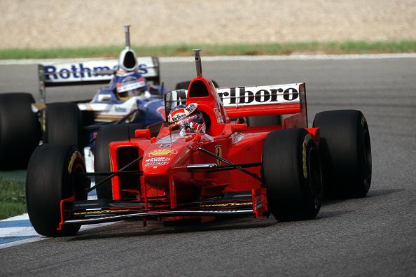 Formula One Racing「Michael Schumacher, Grand Prix Of Europe」:写真・画像(14)[壁紙.com]