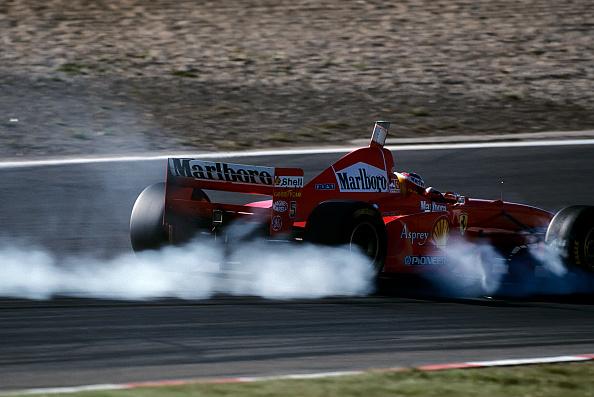 Motorsport「Michael Schumacher, Grand Prix Of Luxembourg」:写真・画像(13)[壁紙.com]