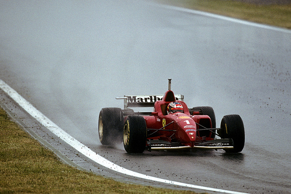 Formula One Grand Prix「Michael Schumacher, Grand Prix Of Spain」:写真・画像(7)[壁紙.com]